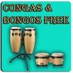 Congas & Bongos Icon Image