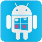 Launcher 8 theme Nokia Blue APK