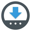 Downloader & Private Browser Icon Image