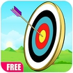 Archery Shooting Game Icon Image