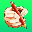 How to Draw - Easy Lessons Icon Image