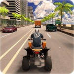 ATV Quad Traffic Racing APK