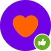 Badoo - Meet New People Icon Image
