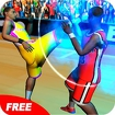 Basketball Players Fight 2016 Icon Image
