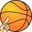 EasyFingerBasketball FreeThrow Icon Image