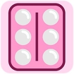 Lady Pill Reminder icon