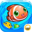Fish Family Icon Image