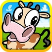 Run Cow Run Icon Image