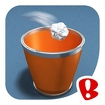 Paper Toss Icon Image