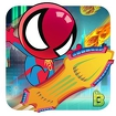 Spider Fly Heros Icon Image