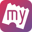 BookMyShow–Movie Tickets,Plays icon