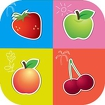 Fruit memory matching games Icon Image