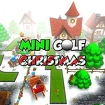 Mini Golf Xmas Icon Image