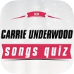Carrie Underwood - Songs Quiz Icon Image