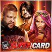 WWE SuperCard: Wrestling Action & Card Battle Game Icon Image