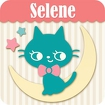 Menstruation Calendar ♪ Selene Icon Image