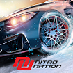 Nitro Nation Drag Racing Icon Image