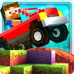 Blocky Roads Icon Image
