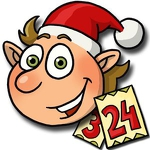 Christmas Countdown Elf Story APK