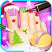 Holiday Toe Nails SPA Icon Image