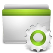 Libraries for developers Icon Image