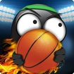 Stickman Basketball Icon Image