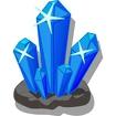 Minerals Icon Image