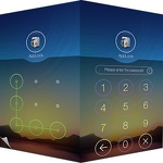 AppLock Theme Sky APK