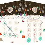 AppLock Theme Xmas & New Year APK
