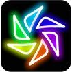 Magic Paint Kaleidoscope Icon Image