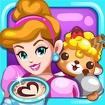 Cinderella Cafe Icon Image