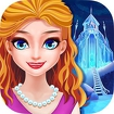 Icy Princess Dress Up Icon Image