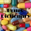 Drugs Dictionary Icon Image