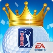 King of the Course Golf Icon Image