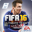 FIFA 16 Soccer Icon Image