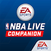 NBA Live Companion App Icon Image