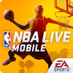 NBA LIVE Mobile Basketball Icon Image