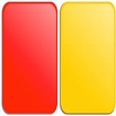 Red Card Ref Icon Image