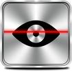Facial & Ocular Lie Detector Icon Image
