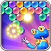 Bubble Star Icon Image