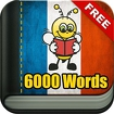 Learn French 6,000 Words Icon Image