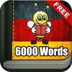 Learn German 6,000 Words Icon Image