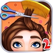 Hair Salon - Kids Games Icon Image
