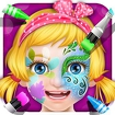 Princess Masquerade Makeup Icon Image