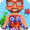 Stomach Doctor - Kids Game Icon Image