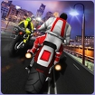Moto Traffic Icon Image