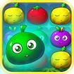 Farm Fruit Splash Icon Image
