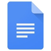 Google Docs Icon Image