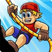 Radical Rappelling Icon Image