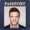 Passport Photo ID Studio Icon Image